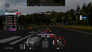 Gran Turismo sport Gr2 daily race Alsace take 2