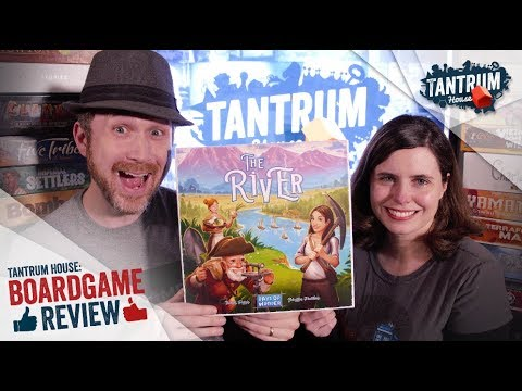 The River Board Game Review
