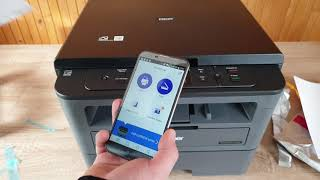 Brother DCP-L2532DW  Wifi - Laser Printer