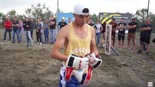 МОДНЫЙ БОЕЦ против Барнаульского Бойца !!!