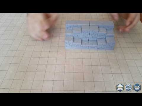 Rocket Pig Games Tilescape 2 0 3D Printed Modular Gaming