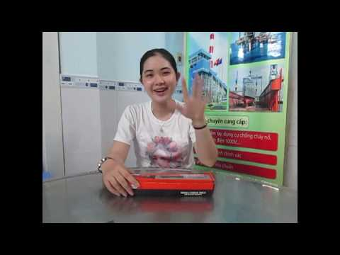 Cờ Lê Hơi Bằng Khí Nén 1/2 Inch Retta RHC 1000 - Hàng Chính Hãng