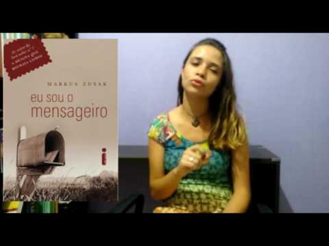 BOOK WEEK #18: Eu sou o mensageiro - Marcus Suzak