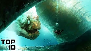Top 10 Scary Stories From The Deep Sea