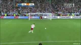 Polska - Niemcy 2-2 (Skrót Meczu). Polski Komentarz.