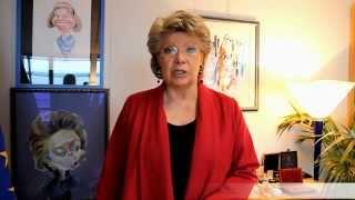 Viviane Reding - European Commission - Former Commissioner