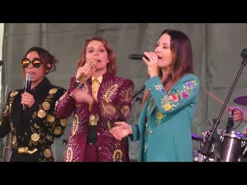 Highwomen at Newport Folk Festival