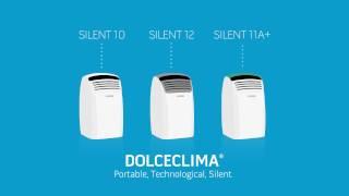 DOLCECLIMA silent 12 Portatif Klima