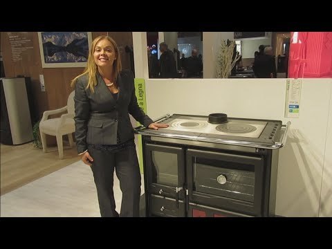 La Nordica - Rosa XXL Cookstove (Progetto Fuoco Verona 2018)