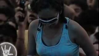 """Presentación - Zoé en el Vive Latino 2007 - """"Vía láctea"""""""