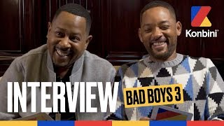 Will Smith & Martin Lawrence - L'interview des Bad Boys qui part en vrille | Konbini