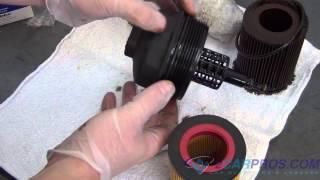 Engine Oil Change and Filter BMW 5 Series