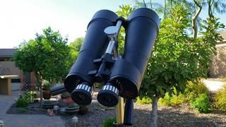 Celestron SkyMaster 25x100 binocular review