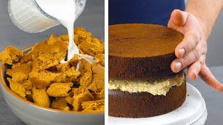 Soak Gingerbread Cookies In Milk!   How To Repurpose Leftover Christmas Sweets