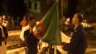 preview picture of video 'أول 1 نوفمبر 2014 1954 الذكرى 60 لإندلاع الثورة التحريرية الجزائر وهران المرسى الكبير'