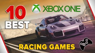 10 Best Racing Games for XBox One