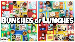 KIDS CHOICE Hot Lunches 🍎 Bunches of Lunches