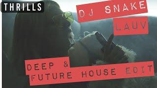 DJ Snake, Lauv - A Different Way (Nalestar Edit)