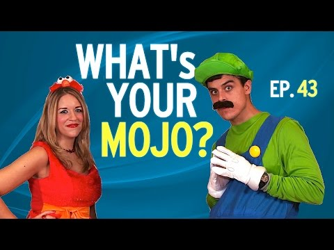What's Your Mojo? – Ep. 43: Pumpkin Carving Contest, Happy Halloween!