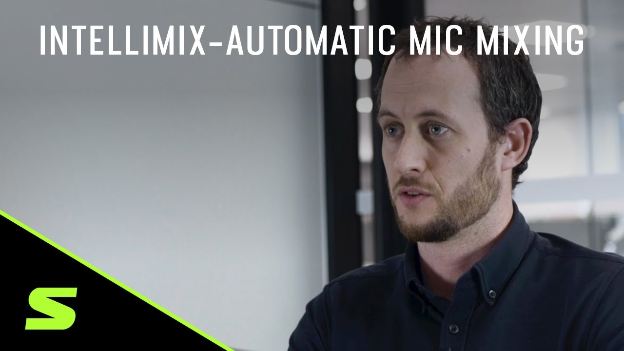Shure IntelliMix - What is Automatic Mic Mixing?