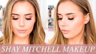 Shay Mitchell Inspired Makeup Tutorial: HelloOctober