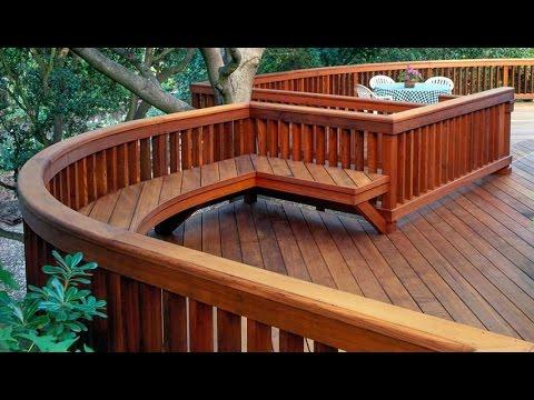 243 Deck Railing Ideas