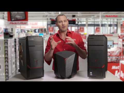 MediaMarkt - Lenovo gaming desktops - Productvideo