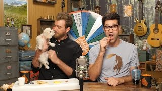 Meet Rhett's New Puppy