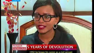 Pioneer Governors: Ukur Yatani, first Marsabit Governor (Part 2)