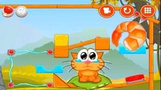 Мультик ИГРА Кот путешественник 6 - Cat explorer 6 Cartoon Game