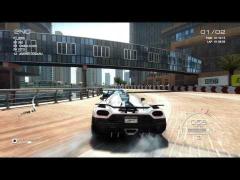 Gameplay de GRID Autosport Complete Edition