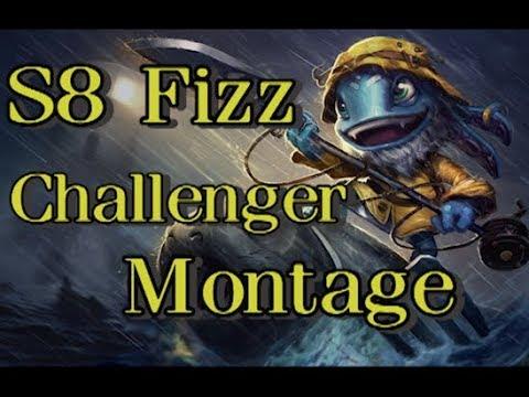 【台灣花枝丸】season8.mid fizz challenger montage