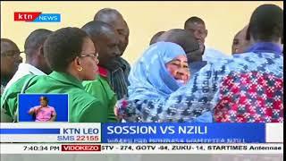 Sossion vs Nzili: Mkutano waandaliwa kutafuta suluhu baina ya wawili hawa