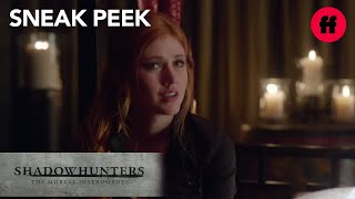 Shadowhunters | Season 1, Episode 6 Sneak Peek: Luke & Clary Look For Cup