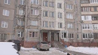 UTV. Жители аварийного подъезда в Уфе опасаются за свои жизни