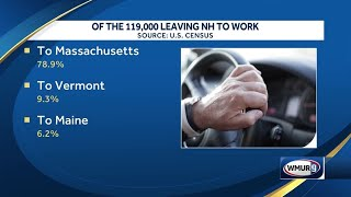 Thousands Of NH Residents Leave NH Daily To Work In Another State