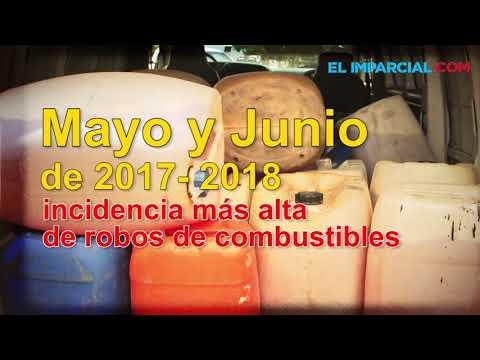 Sonora reporta más de 264 casos de huachicoleo en dos anos