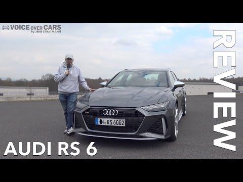 2020 Audi RS6 Fahrbericht Test Review Probefahrt Fakten Kaufberatung Meinung Kritik Leistung Sound