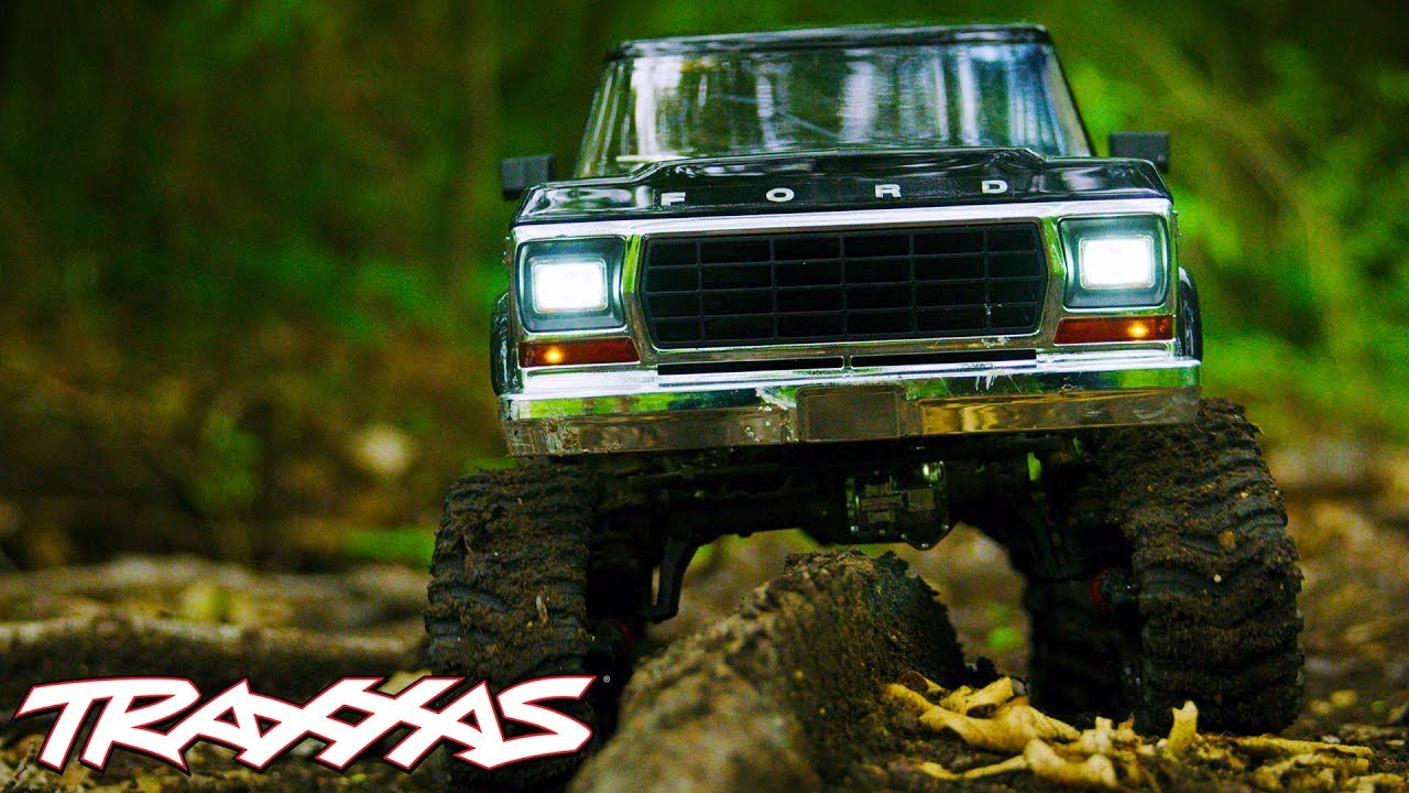 All Terrain Complete Set TRX-4 (8880)