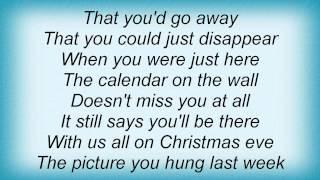 Jo Dee Messina - You Were Just Here Lyrics