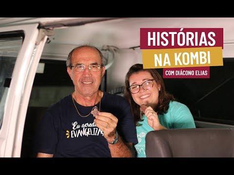 Histórias na Kombi com Diácono Elias // Se liga no Sinal