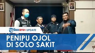 Penumpang yang Tipu Driver Ojol setelah Diantar Purwokerto-Solo Alami Batuk, Sebelumnya dari Jakarta