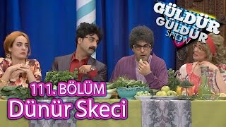 Güldür Güldür Show 111. Bölüm, Dünür Skeci