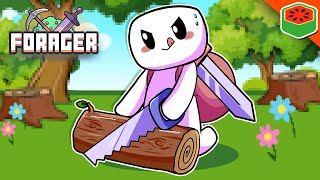 BUILDING MY OWN ISLAND! | Forager #3