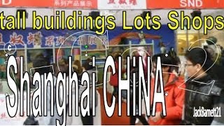 preview picture of video 'i-Go-2 Shanghai CHiNA tall buildings shops and The Bung'