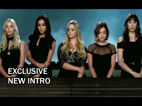 Pretty Little Liars Season 6 Winter (Opening Sequence)