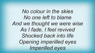 Annihilator - Imperiled Eyes Lyrics