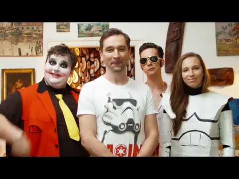 Ondřej Sokol a FattyPillow zvou na festival In-Joy