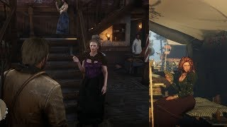 Red Dead Redemption 2 No Prostitutes & Can't Accept Saloon Girls Advances