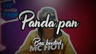 #Bassboost #music2k19 #TurkishTrap #McFioti Topo La Maskara, MC Fioti   Panda Pon🔥(Bass Boosted)🔊